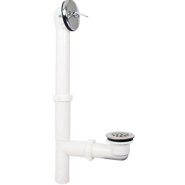 Regaderas Para Baño De Baja Presion: de PVC para tina, cierre a presión – 22-IP – Regaderas y tinas