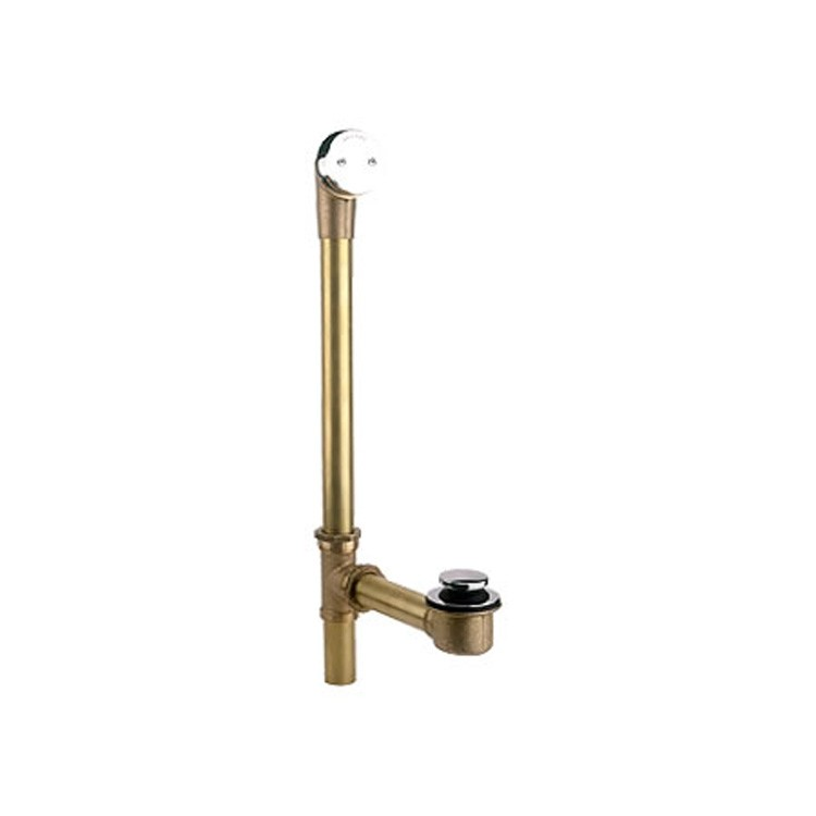 Griferia Para Baño Delta:Desagüe con sistema de push para tina – H-7190 – Baño – Griferías