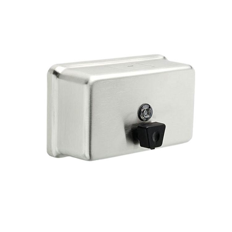 Dispensador de jab n l quido horizontal 44081 - Dispensador jabon pared ...