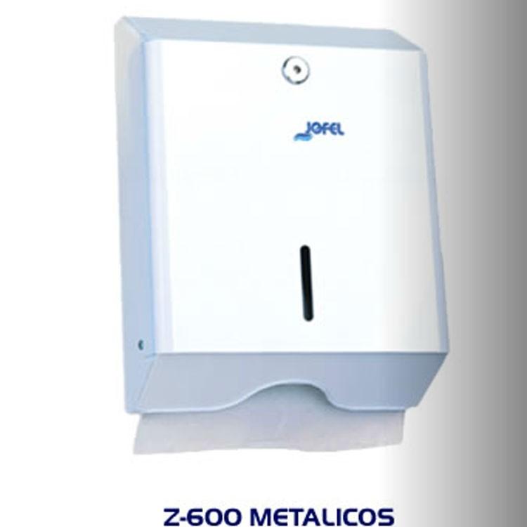 Accesorios Baño Jofel: Interdoblada metálico – AH20000 – Accesorios de baño – Institucional