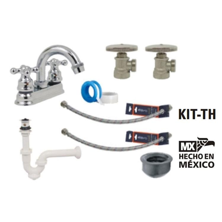 Accesorios De Baño Rugo:Kit para baño Rugo – KIT-TH – Kit para Baños – Baños