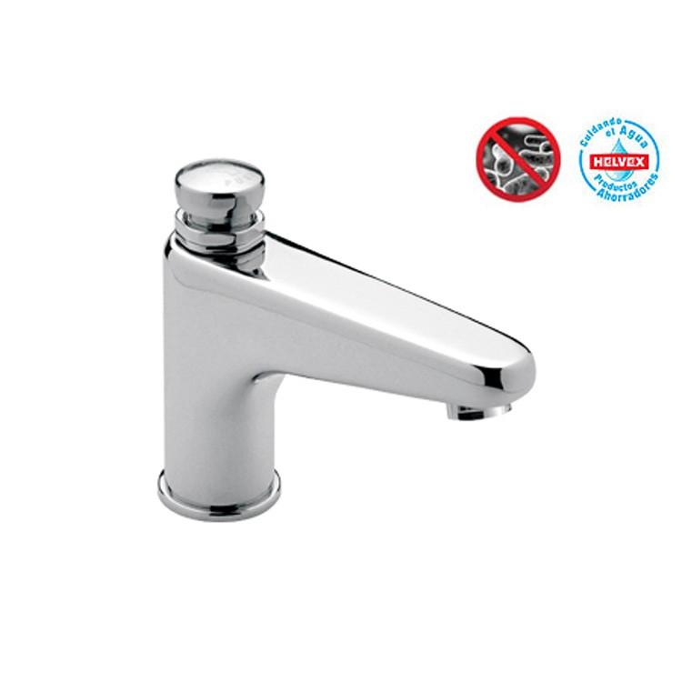 Lavabos Para Baño Helvex:Detalles DEL PRODUCTO Llave economizadora de cierre automático,
