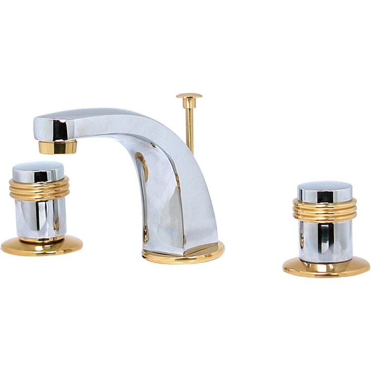 Mezcladora de lavabo de 8 a 12 con desag e autom tico for Mezcladora de bano
