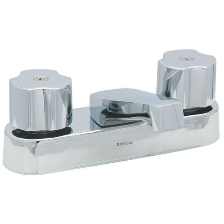 Mezcladora para ba o con cubierta cartucho cer mico 4048 for Marcas de llaves para bano