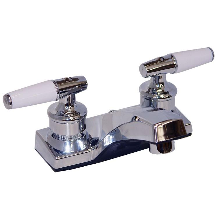 Mezcladora para lavabo 21002 llaves de ba o ba os for Llave mezcladora para lavabo