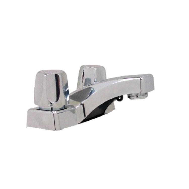 Mezcladora para lavabo 21041 llaves de ba o ba os for Llaves mezcladoras para lavabo urrea
