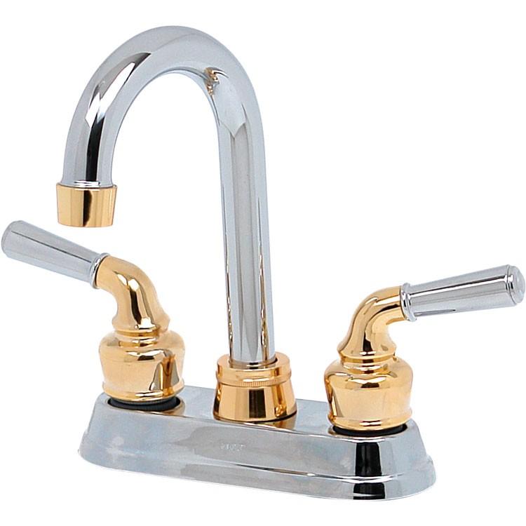Accesorios Para Baño Lavabos: lavabo 4″ con cartucho cerámico – 24-BO – Llaves de Baño – Baños