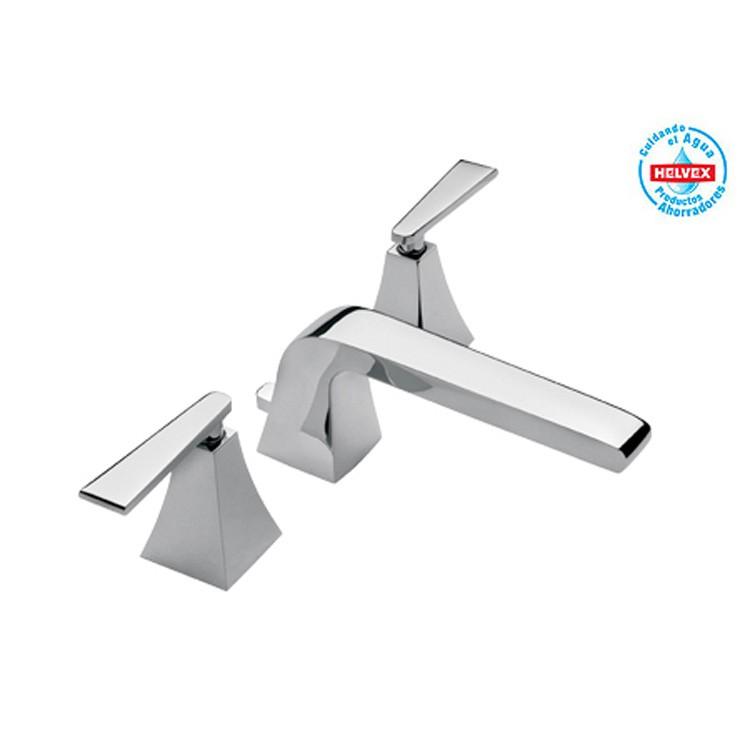 Lavabos Para Baño Helvex:Mezcladora para lavabo con desagüe automático MAGNA – E-2119*
