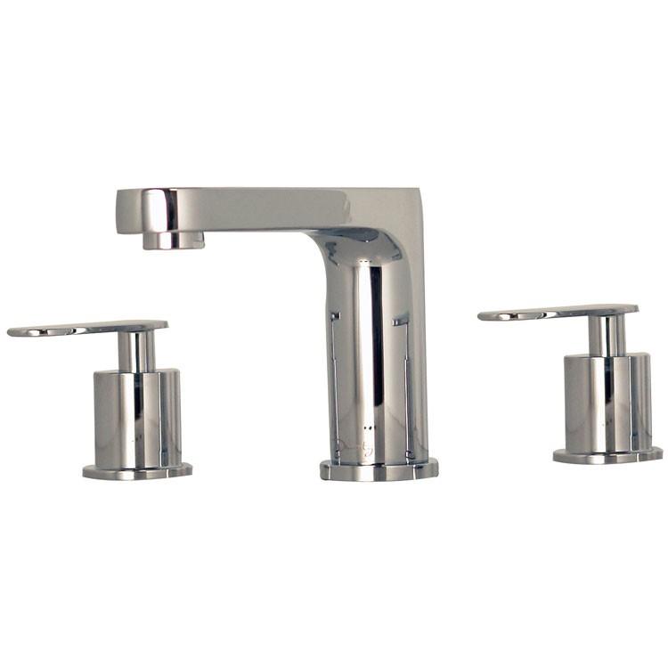 Accesorios De Baño Zafiro:Mezcladora para lavabo de 8″ a 12″ línea ZAFIRO – Z120 – Llaves de