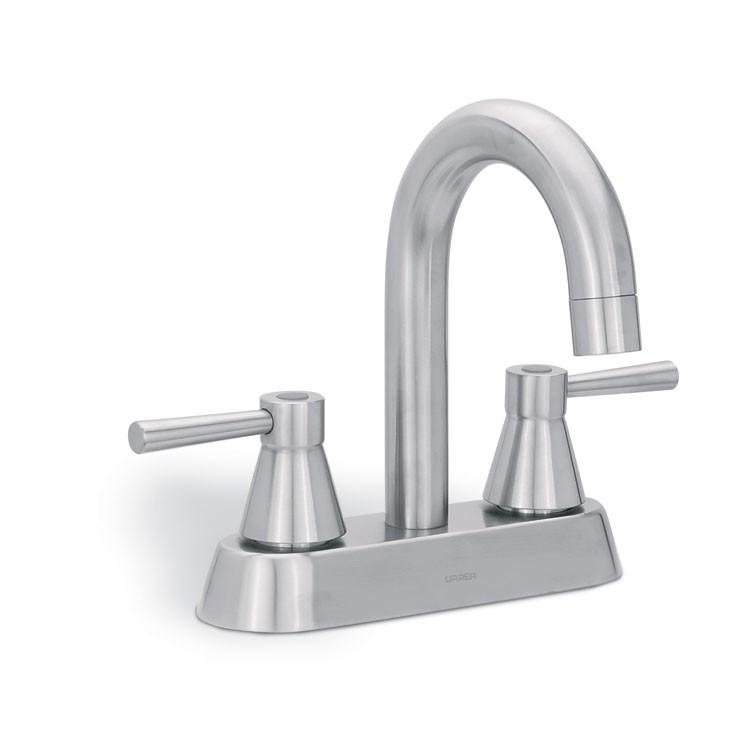 Mezcladora para lavamanos de 4 73inox llaves de ba o for Llaves de lavamanos