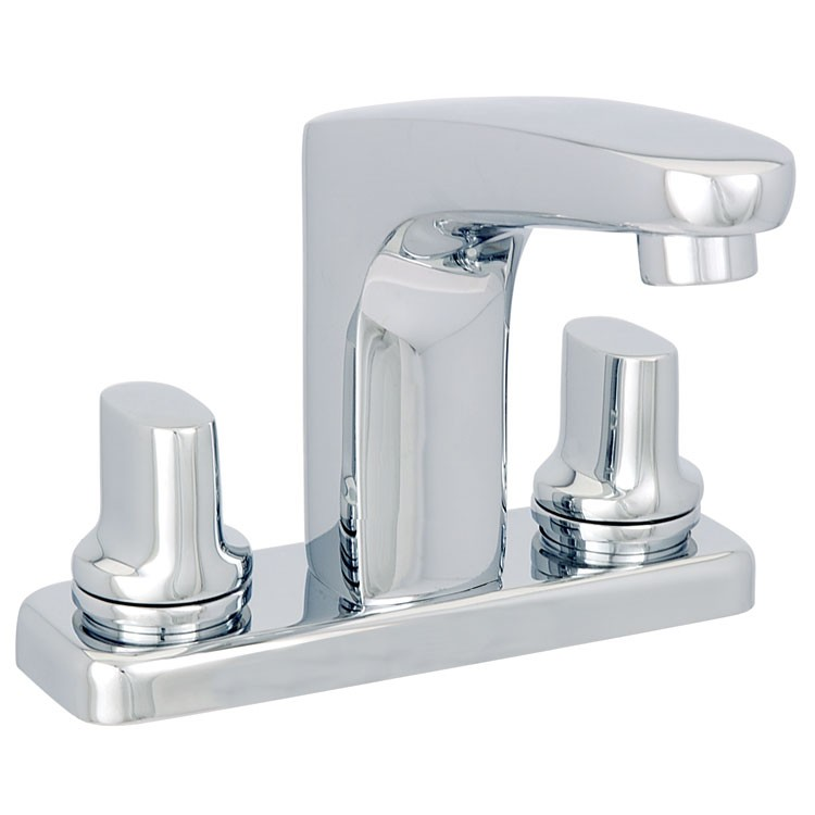 Accesorios De Baño Urrea:Mezcladora para lavamanos de 4″ – 9083AR* – Llaves de Baño – Baños
