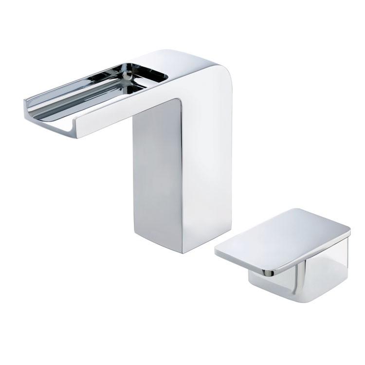Monomando lavamanos con desag e autom tico 9411ri for Llaves para regadera moen
