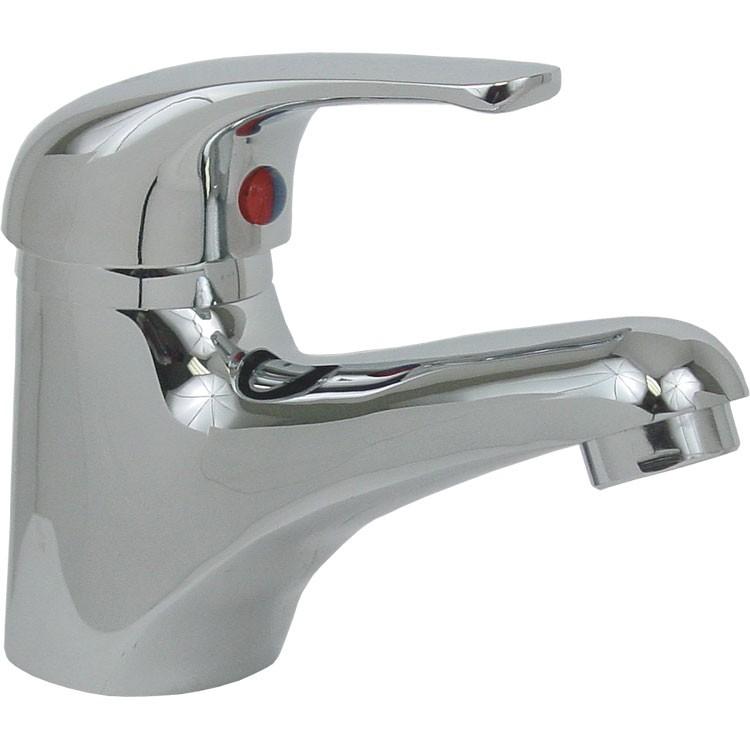 Lavabos Para Baño Helvex:para lavabo sin cubierta de latón cromo – 24-MCS – Llaves de