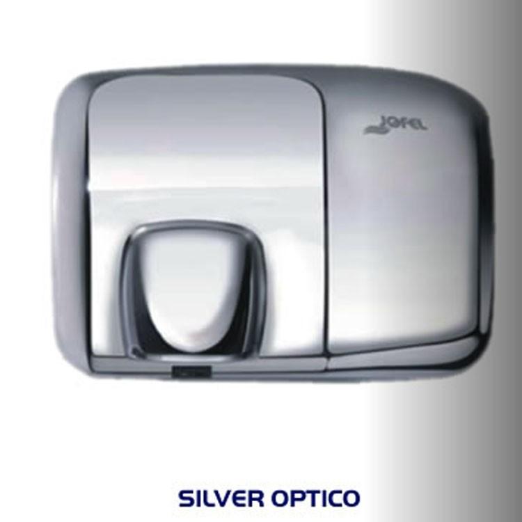 Secador de manos de acero y aluminio cubierta inoxidable - Secador de manos ...