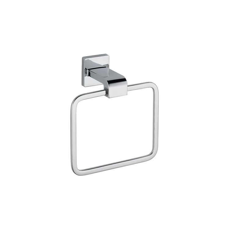 Accesorios De Baño Delta:Toallero de Argolla, línea ARZO – 77546 – Accesorios de baño