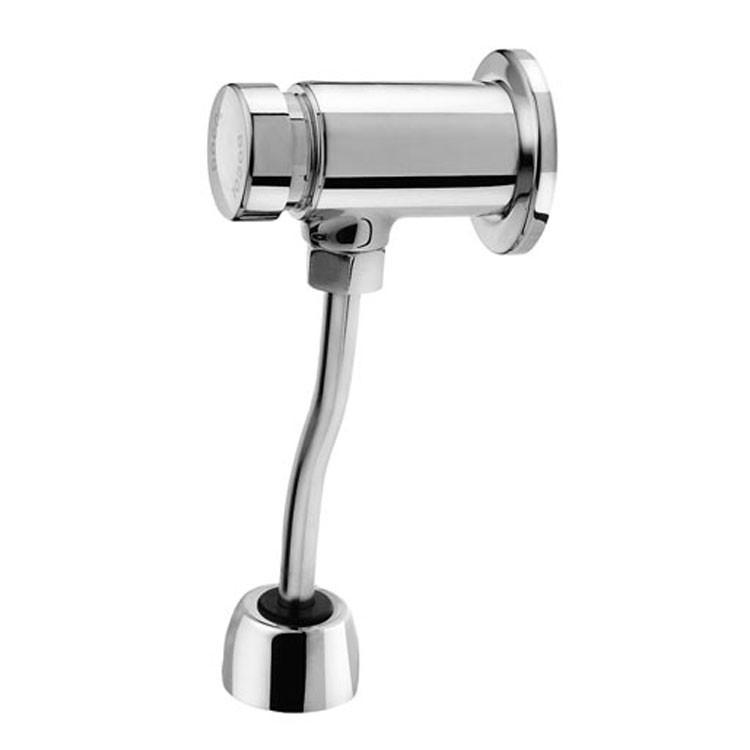 V lvula de pared para mingitorio deluxe con tubo de for Llave tubo para valvula de ducha