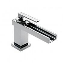 Mezcladora monomando para lavabo acueducto con desagüe automático