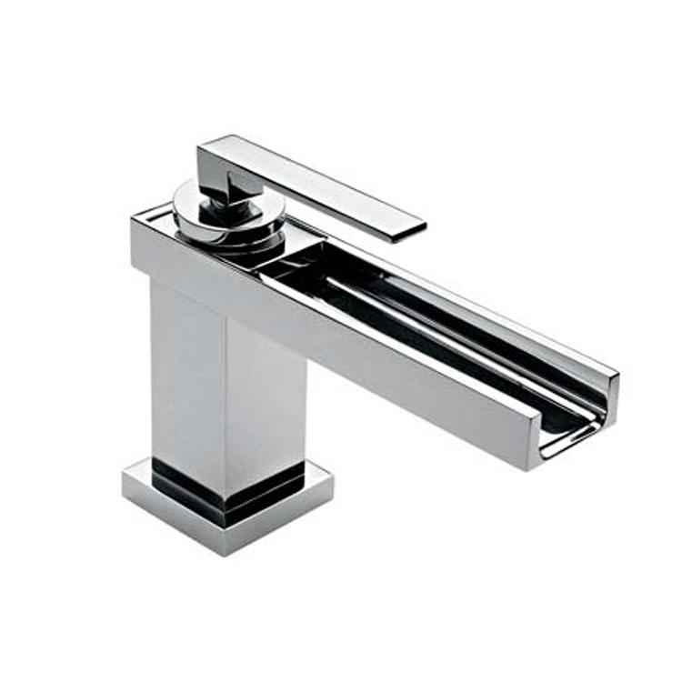 Mezcladora monomando para lavabo acueducto acueducto e 910 for Llaves mezcladoras para lavabo urrea